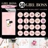 Girl Boss Instagram Story Covers