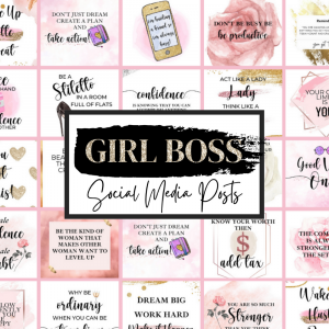 Girl Boss Quotes for Social Media